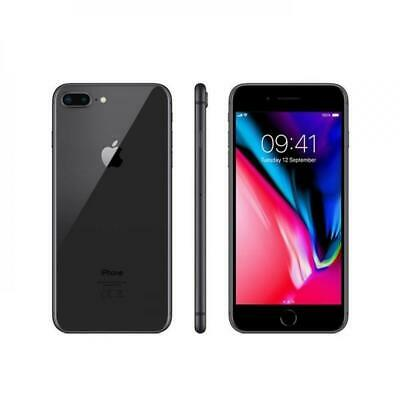 Apple - iPhone 8 Plus 64GB - Space Gray (Unlocked)