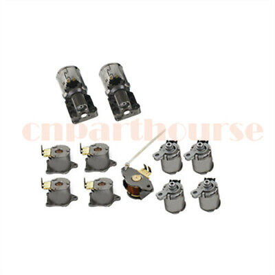 DQ250 DSG 02E Automatic Transmission 6speed Solenoids kit