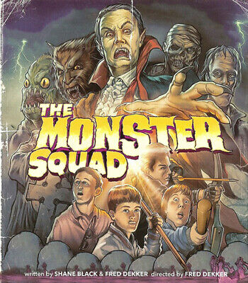 The Monster Squad BLU-RAY NEW