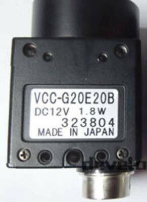 1PC Used CIS VCC-G20E20B Industrial Camera Tested  #RS8