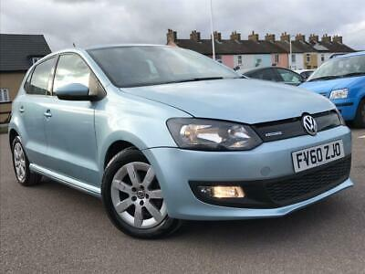 2010 Volkswagen Polo 1.2 TDI BlueMotion Tech Hatchback 3dr Diesel Manual