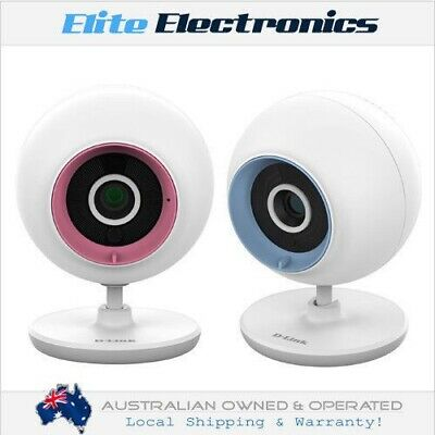 D-Link Dcs-700L Wi-Fi Baby Day & Night Vision Camera Sound & Motion Detection