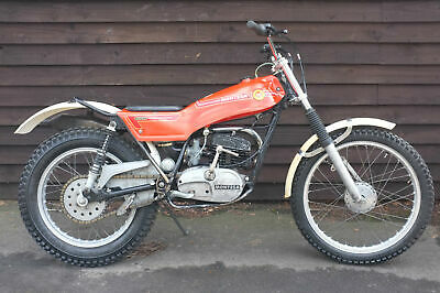 Montesa Cota 247 Ulf Karlson Repica, untouched and original, very little use