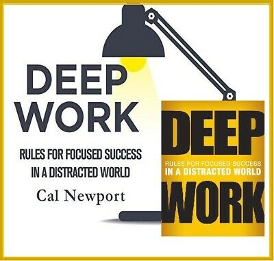 Deep Work By Cal Newport (audio book, Download)
