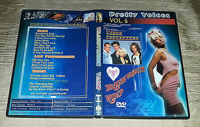 Transvision Vamp & Wendy James - Pretty Voices Vol. 6 - Fan Edition, Very good!!
