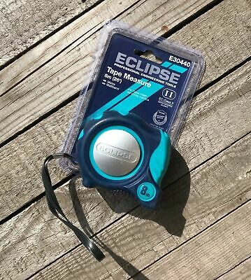 Eclipse 5m meter tape measure E30435 Imperial and Metric Graduations