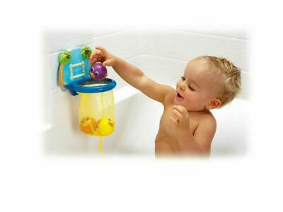 Munchkin Baby Kid Child Toddler Bath Toys Toy Dunkers 12+ Months 3 colorful fish