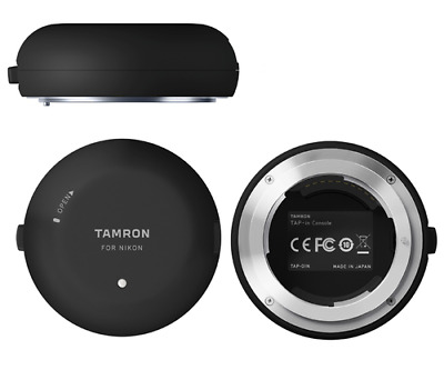 Tamron Tap-In Console compatible with Nikon