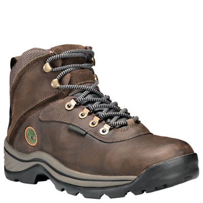 77bce7369eff Men s Timberland White Ledge Mid Waterproof Hiking Boots - Brown - Hot Item!