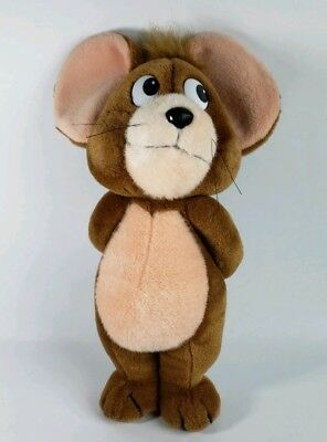 7774dc48dd2 Tom   Jerry Rare Jerry Mouse Plush Toy Applause Tag 1992 ...