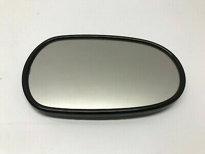 Right Driver side wing mirror glass for Jaguar XJ 2003-2007 heated X350