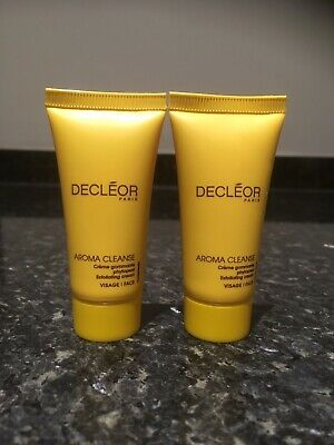 DECLÉOR Aroma Cleanse Phytopeel Exfoliating Cream  2 x 15ml