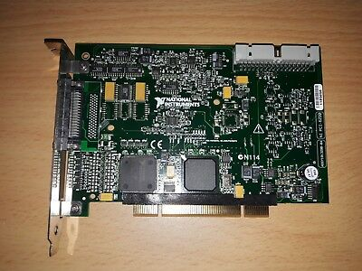 1 Stück National Instruments NI PCI-6220 NiDaq