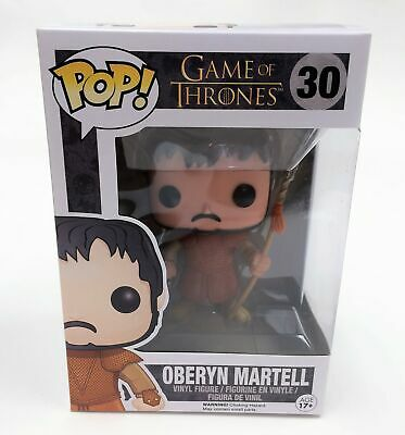 NEW, Funko POP Game of Thrones: Oberyn Martell Action Figure, For Ages 17+