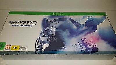 Ace Combat 7 Skies Unknown Strangereal Edition XBOX ONE Collector's EU