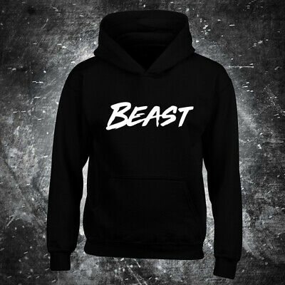 MR BEAST HOODIE top Kids UNISEX royale Youtuber Beast stream gamer gaming
