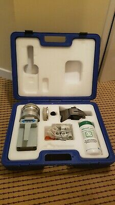 Millipore M Air T Air Tester With Accessories