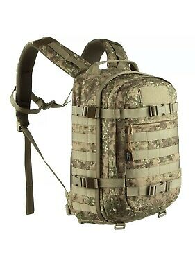 94b08c99d6bc3 Wisport Sparrow 30 II Daypack Army Backpack PenCott Badlands PB + IFAK POUCH