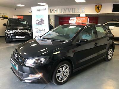 Volkswagen Polo 1.2TDI ( 75ps ) BlueMotion Tech 2012 Blue Motion