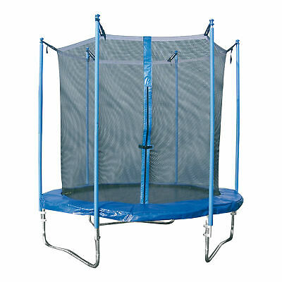 GARLANDO - COMBI S - trampolín Outdoor 183 cm + red de seguridad
