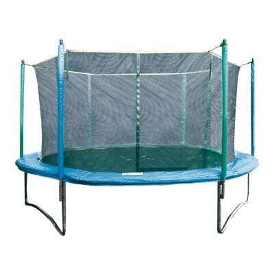 GARLANDO - COMBI XL - trampolín Outdoor 366 cm + red de seguridad