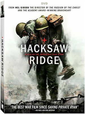 Hacksaw Ridge (DVD, 2017) - SHIPS IN 1 BUSINESS DAY WITH TRACKING