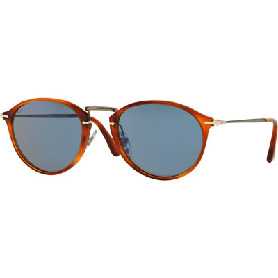 97bbe3b1a2 PERSOL REFLEX EDITION Sunglasses 3046s 24/57 Havana Crystal Brown ...