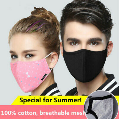 Unisex Outdoor Warm Mouth Mask Anti-dust Flu Face Warm Surgical Mask Respirator