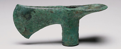 Luristan Bronze Mattock Ancient Artifact 1st millennium B.C Ancient Persia