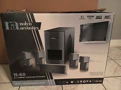 Nolyn Acoustics N-60 5.1 Home Theater System