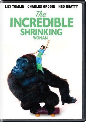 Incredible Shrinking Woman (DVD, 2017) - NEW!!