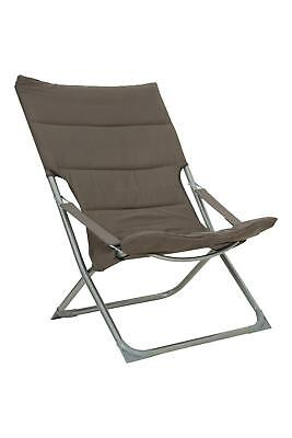 Mountain Warehouse Folding Soft Padded Armchair Large Chair