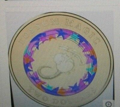 2017 Possum Magic $2 Coin, Wk 3,purple, Uncirculated,--- Last Ones