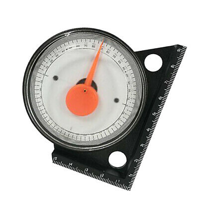 Angle Gauge Level Protractor Angle Finder Bevel Gauge Inclinometer Magnetic