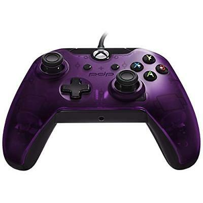 PDP Wired Controller Purple (Xbox One) (New) - (Free Postage)