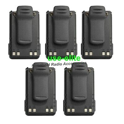 5*BP-227 Li-ion Battery For ICOM F50 F51 F60 F61 E85 M87 M88 V85 Handheld
