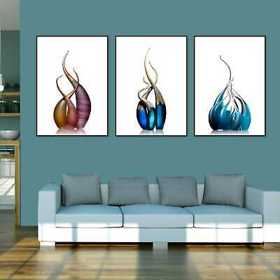 Modern Abstract Canvas Painting Picture Wall Art Home Room Decor Unframed #0316