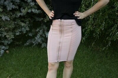 Clothing, Shoes & Accessories Seduction Pink Skirt Size M New Without Tags Nwot Skirts