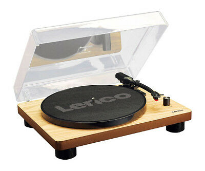 Lenco LS-50 Record player 3 speeds 33/45/78 revolutions. Outlet USB. Wood