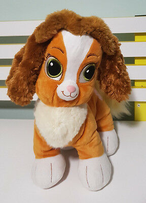 Build A Bear Lady And The Tramp Disney Princess Plush Toy Soft Toy 34Cm Tall