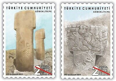 Turkey 2019, Gobeklitepe, The First And Largest Temperature Of History. Mnh