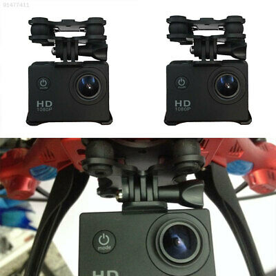 17F7 Universal Gimbal W/Camera Holder For Syma X8C X8G RC Quadcopter Drone Black