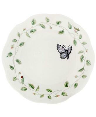 Lenox Butterfly Meadow Pasta Soup Rim Bowl