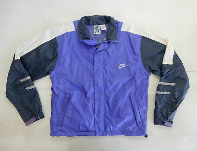 Nike International  Vintage Jacket Tracktop Sweatshirt Felpa Tennis