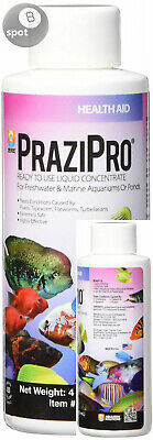 Hikari Usa AHK73254 Prazipro for Treatment of Aquarium Deseases 4-Ounce