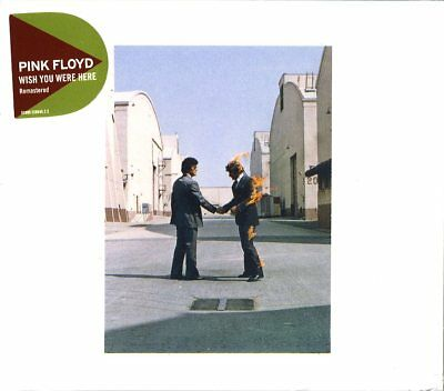 cd Pink Floyd - Wish You Were Here (Discovery Edition)