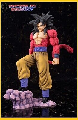Bandai Figuarts Zero Dragon Ball Gt Son Goku Super Saiyan 4 Nuovo Disponibile!