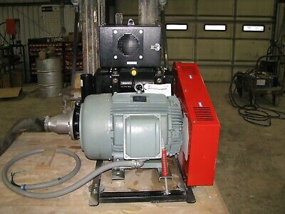 INGERSOL RAND/HIBON NX5 POSITIVE DISPLACEMENT BLOWER PACKAGE 40hp WESTINGHOUSE