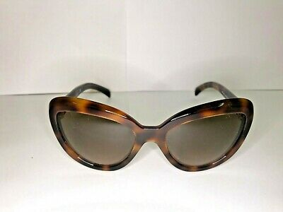 0950f15870f99 PRADA SPR 08R Cat Eye Sunglasses in Black -  141.17