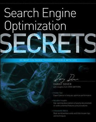 Secrets: Search Engine Optimization (SEO) Secrets 141 by Danny Dover ~ NEW